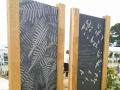 Slate Screens Ferns